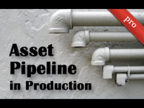 Ruby on Rails - Railscasts PRO #341 Asset Pipeline in Production (pro)