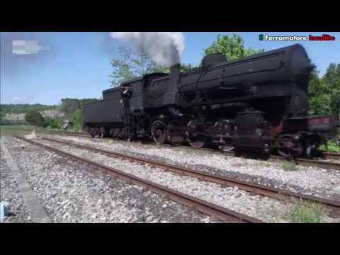 Linee ferroviarie italiane abbandonate - Superquark 28/06/2017