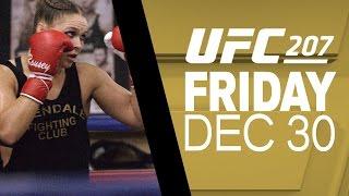 UFC 207: Amanda Nunes vs Ronda Rousey - Joe Rogan Preview