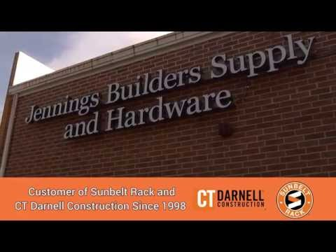 LBM Storage Solution - Jennings Builders Supply and Hardware