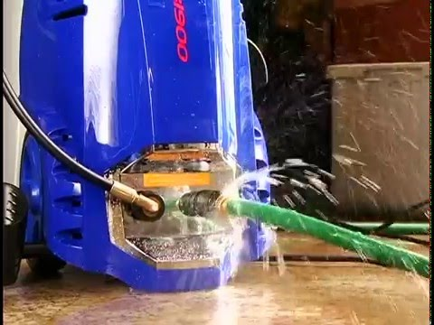Troubleshooting Your Electric Pressure Washer - Simoniz