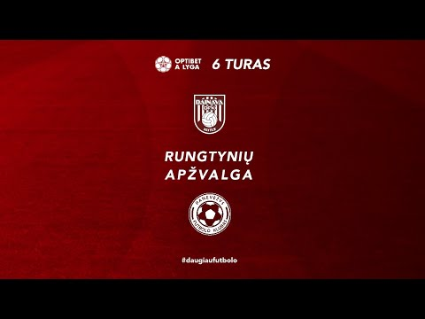 Dainava Alytus FK Panevezys Goals And Highlights