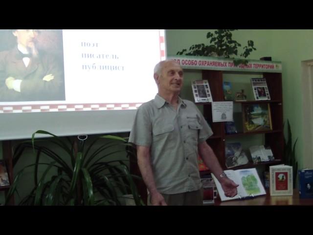Изображение предпросмотра прочтения – ВикторСаратовцев читает произведение «Мороз, Красный нос» Н.А.Некрасова