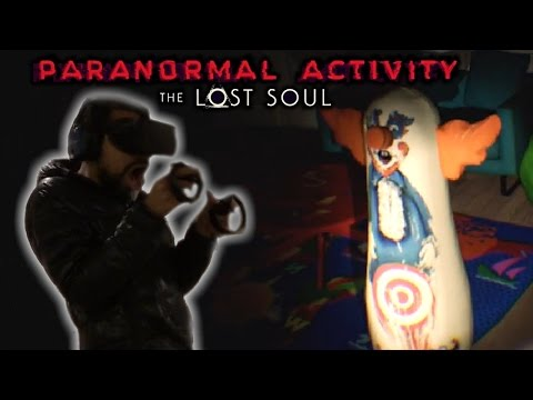 THIS GAME IS GOING TO F#%KING KILL ME! | Paranormal Activity: The Lost Soul [Oculus]