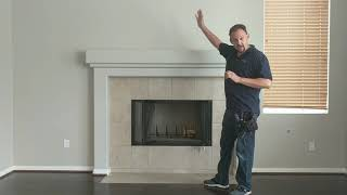 USA Home Inspectors San Diego fireplace safety video.