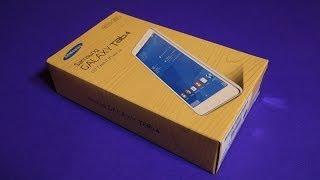 Unboxing Samsung Galaxy Tab 4 (7 inch Tablet)