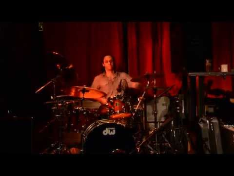JP Hennessey - We're gonna Rock this Town, with Drum Solo - J & M Cafe - Seattle 10-17-2014