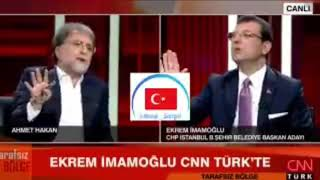 Ekrem İmamoğlu ile Ahmet Hakan arasında Pontus tartışması