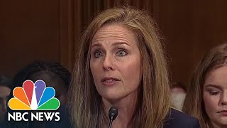 Amy Coney Barrett's Judicial Record: What We Know | NBC News NOW