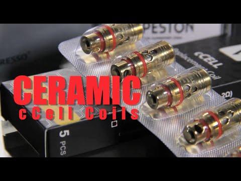 CERAMIC cCell Coils
