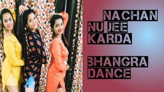Nachan nu jee karda | Angreji Medium | Bhangra | Yoo DabB