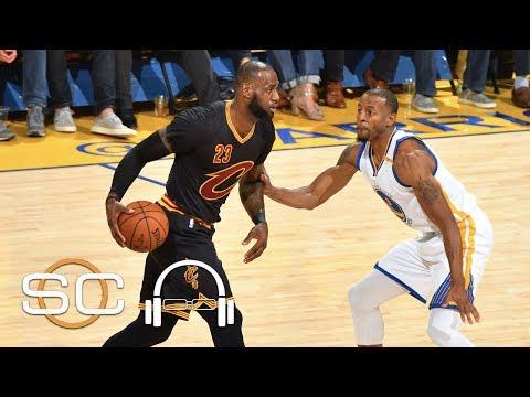 Andre Iguodala On Defending LeBron James In NBA Finals   SC with SVP   June 13, 2017