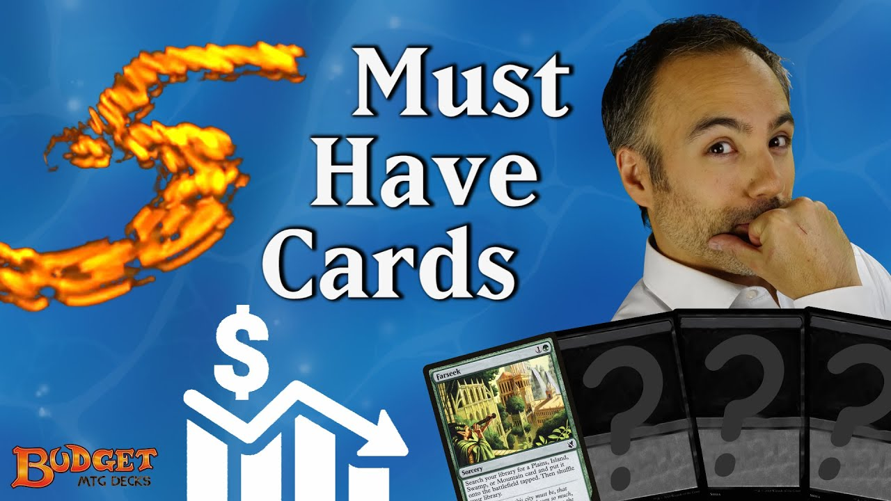 5 Must have Magic cards you won't believe are under $1 - Part 15