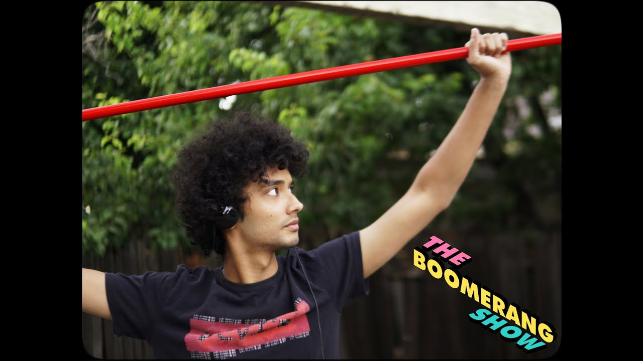 The Boomerang Show • Episode 2 (Boom Holding Techniques) | Filmmaking 101