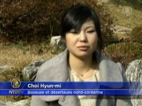 Une nord-coréenne devient boxeuse vedette en Corée du sud
