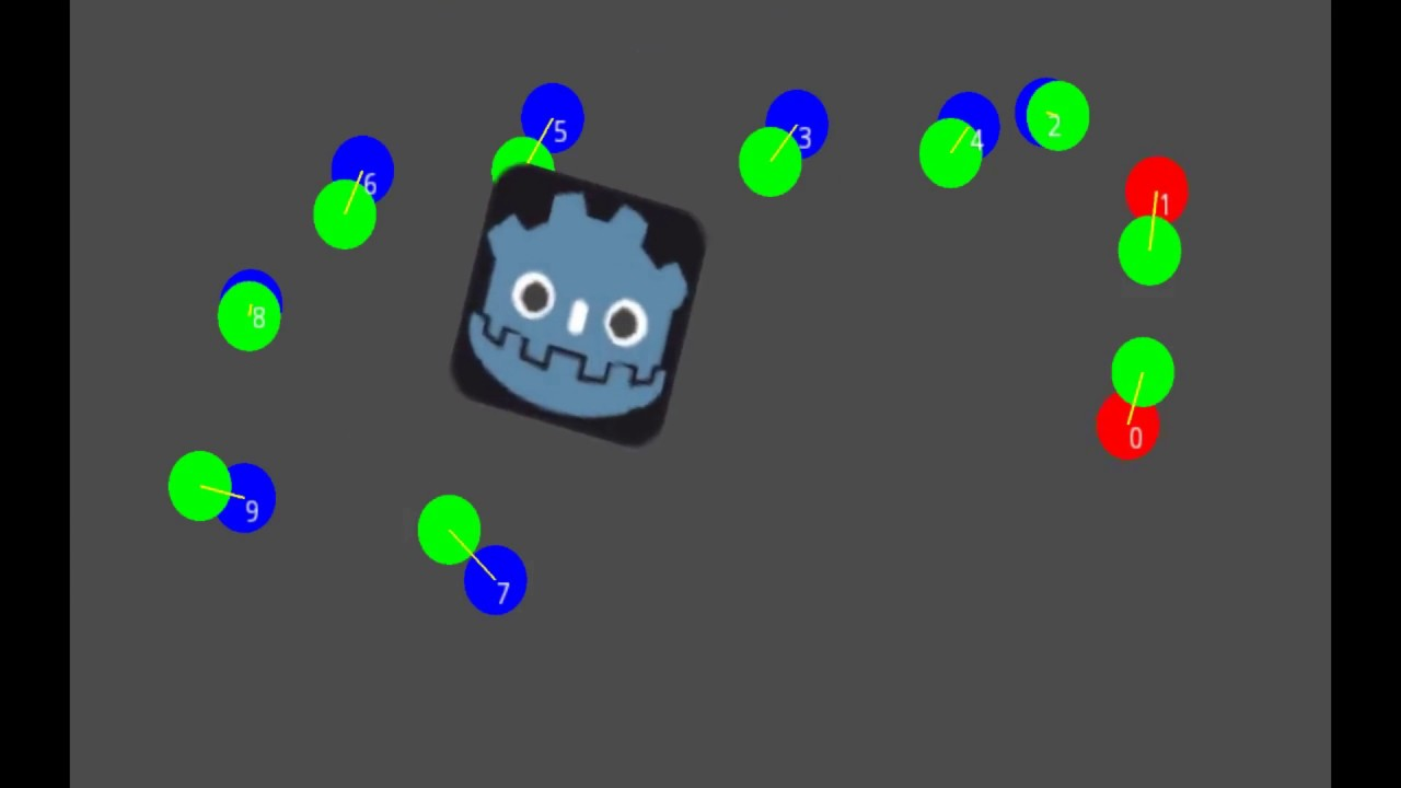 godot game engine multitouch pinch zoom