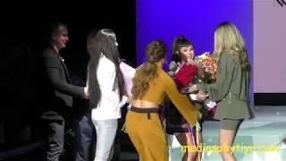 Презентация коллекции одежды Nyusha Wear от Нюши (Неделя моды в Москве, 20.03.19)
