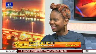 'I Don't Go Into Any Character Without Consulting God' Actress Zainab Balogun Reveals |Sunrise|
