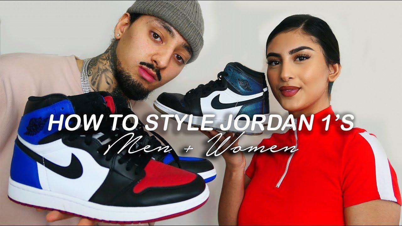 f56793c98fc6 How To Style Jordan 1s