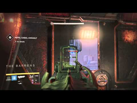 Destiny: Exclusion Zone Farming