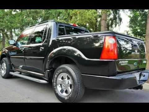 2005 ford explorer sport trac 4dr adrenalin 4x4 black on black for sale in milwaukie or youtube. Black Bedroom Furniture Sets. Home Design Ideas