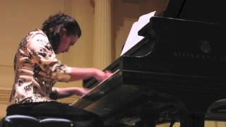 Tamara Kurdadze, Carnegie Hall Recital Recording, Winter 2005, Domenico Scarlatti - Sonatas