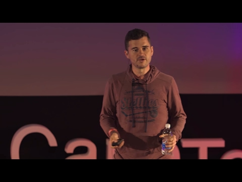 Be kind to yourself | Riaan Conradie | TEDxCapeTown