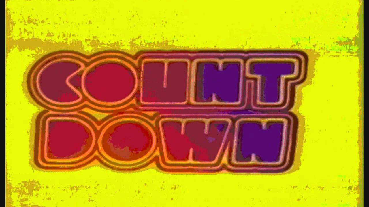 "1979 ABC TV ""Countdown"" Transition"