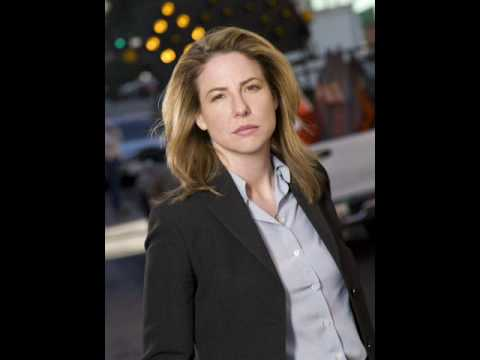 Robin Weigert on the Tony Rose