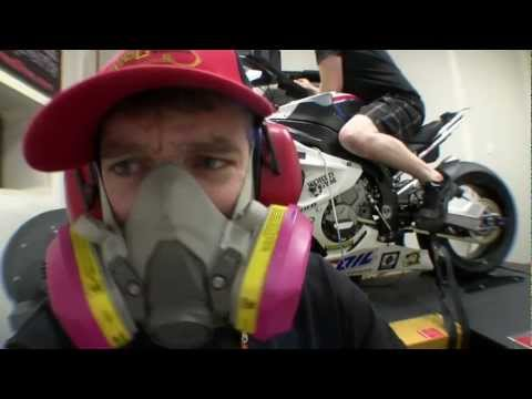 "BMW S1000RR CDN Racer Documentary 2012: ""Gambling is racing and Racing is gambling"" Part One"