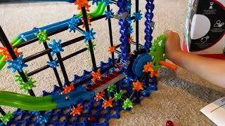Sharper Image Discovery Toys 313 Piece Marble Run From Target - Review