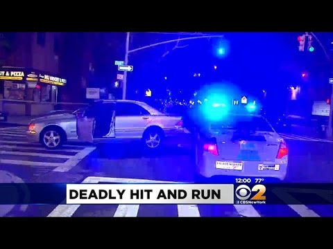 East Harlem Hit-And-Run Crash Kills Bicyclist