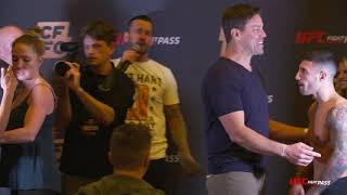 CFFC 71: Weigh In Highlights with CM Punk