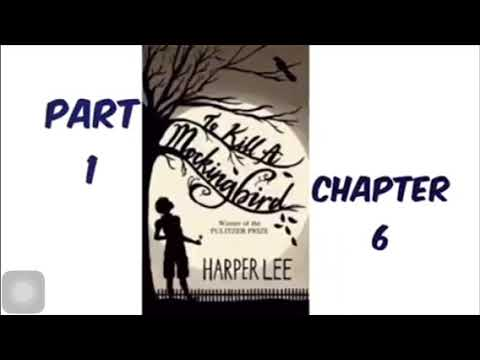 To Kill A Mockingbird By Harper Lee Part 1 Chapter 6 Audiobook Read Aloud