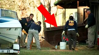 Discovery During Home Renovation Leads To FBI Investigation