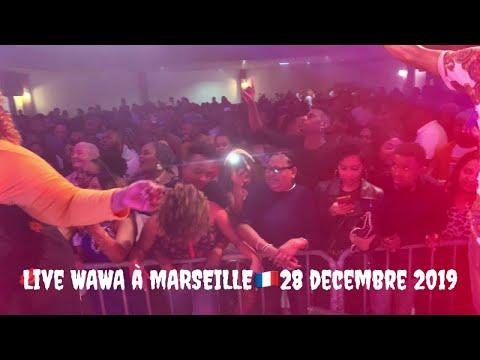 Wawa Salegy - Live @ Marseille - 28 décembre 2019