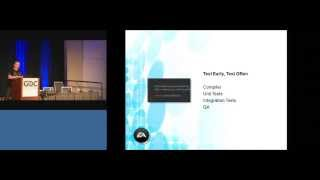 GDC 2013 - How EA Builds Mobile Game Servers on Google App Engine