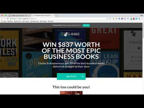 VYPER Viral Contest - Demo
