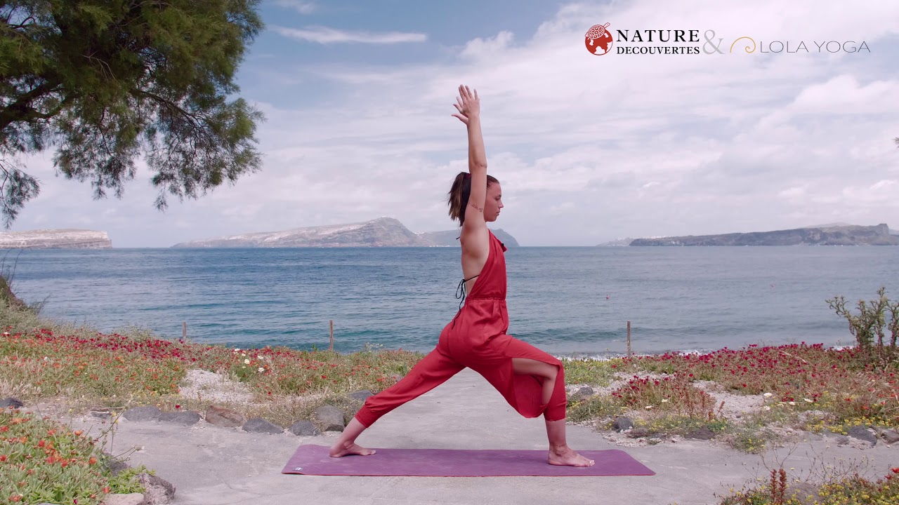 lola yoga x nature decouvertes saison 1 seance n 07 ouvrir le haut du corps