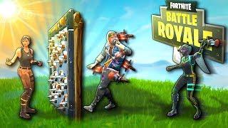 Die BESTEN Fails und 2000 IQ Trolls! - Fortnite Battle Royale (Funny Moments Deutsch)