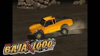 SCORE Trophy Truck Gold (replay)  -San Juanico-  SCORE INTERNATIONAL BAJA 1000