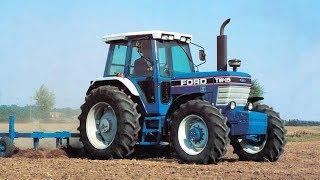 Historia ciągników Ford - Jak Henry Ford zmienił na zawsze traktory? [Matheo780]