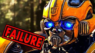Bumblebee — How Character Killed A Movie | Anatomy Of A Failure