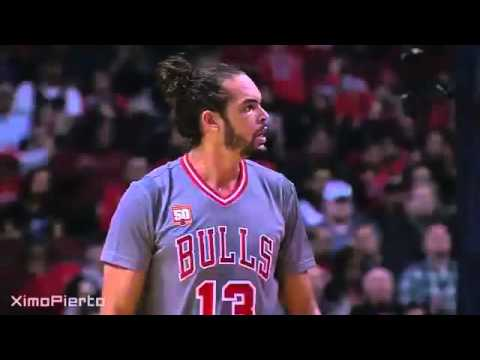 Indiana Pacers vs Chicago Bulls   Full Game Highlights   November 16, 2015   NBA 2015 16 Season