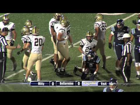 Football: Archbishop Mitty at Bellarmine