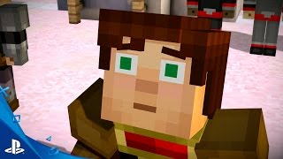 Minecraft: Story Mode - Episode 7: 'Access Denied' Trailer | PS4, PS3