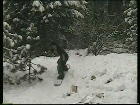 2009 year snowboarding. bogus Idaho boise