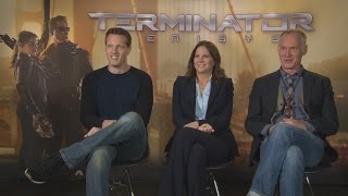 Terminator Genisys: Alan Taylor, David Ellison And Dana Goldberg Interview