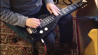 Need Your Love So Bad - Lap Steel Guitar solo