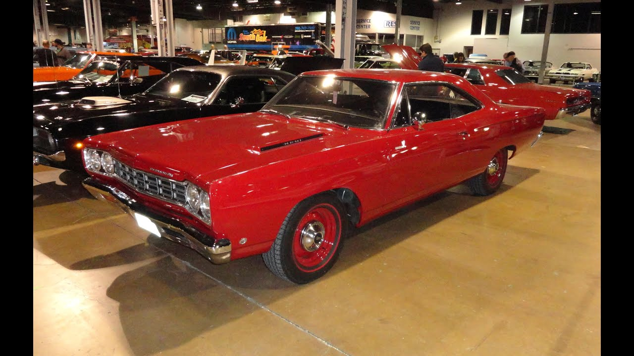 1968 plymouth road runner 426 hemi hardtop in matador red. Black Bedroom Furniture Sets. Home Design Ideas